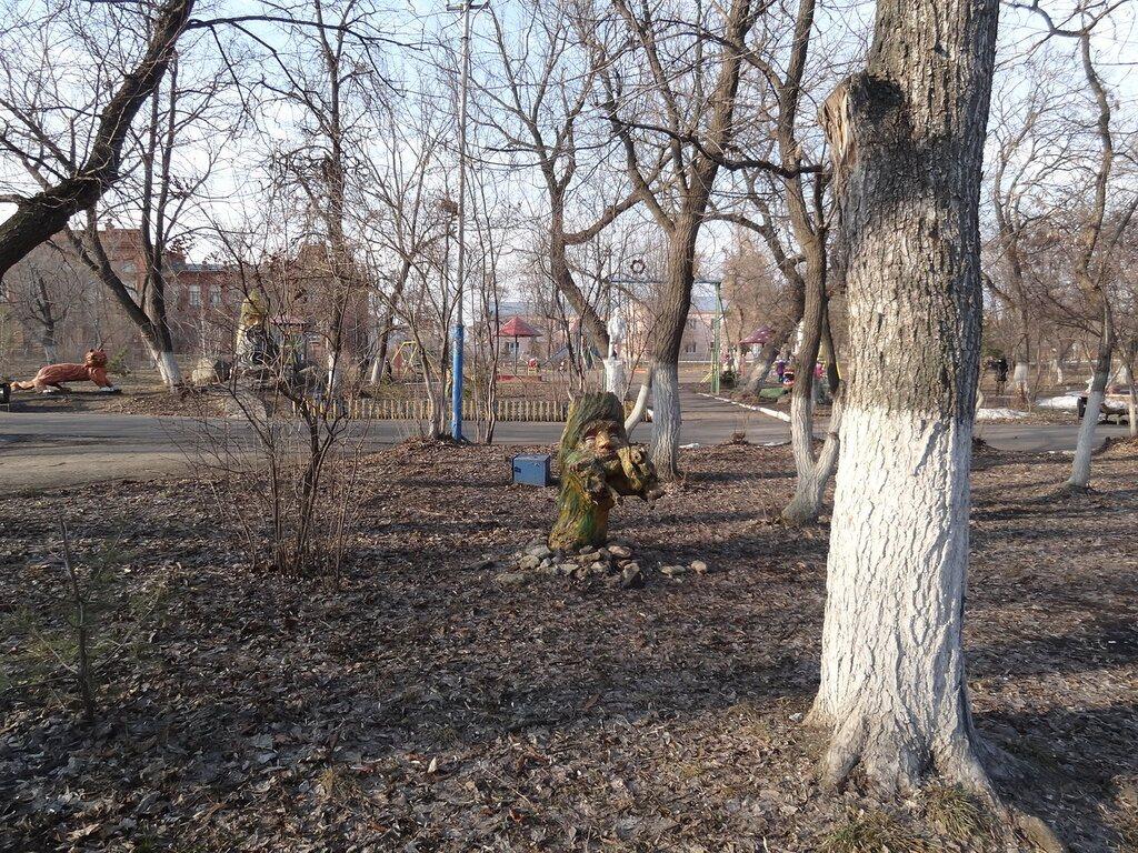 Аткарский парк
