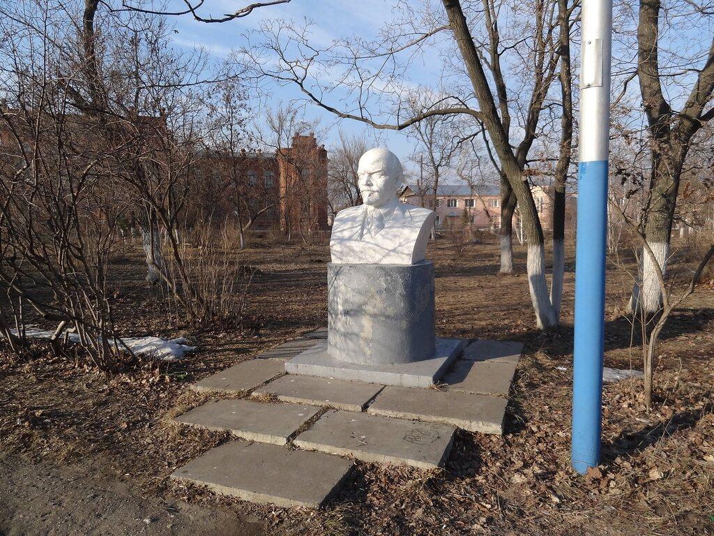 Бюст Ленину Аткарск