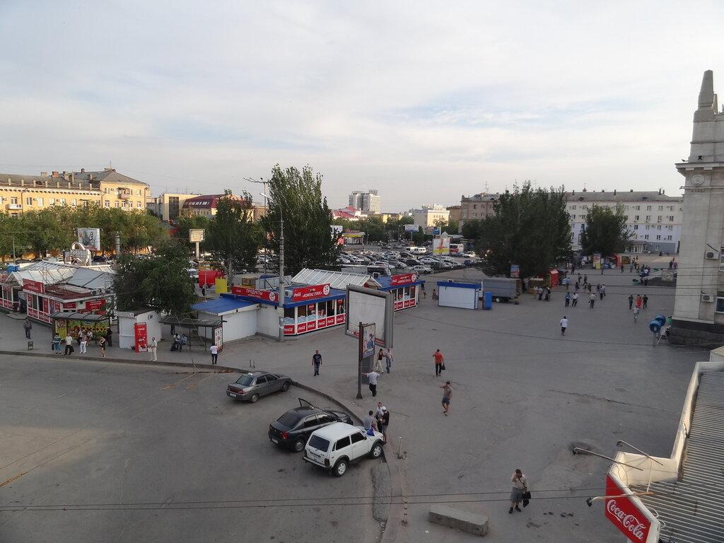 Привокзальная площадь Волгоград