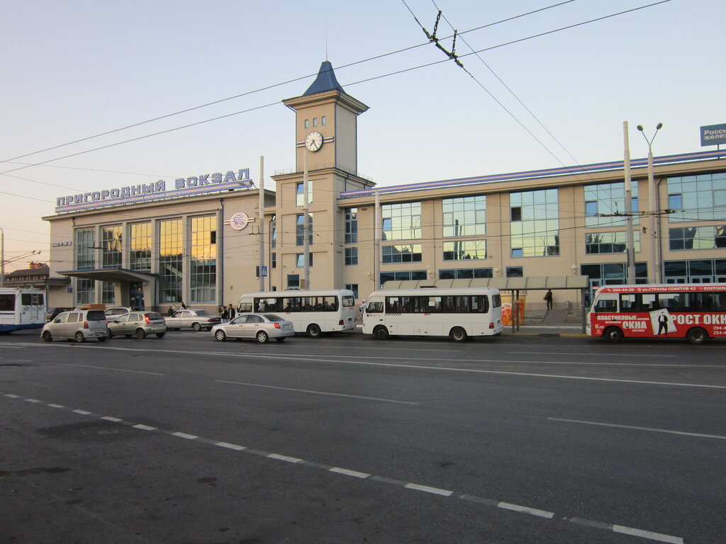 Вокзал Ростов-на-Дону
