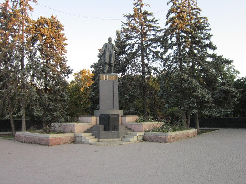 Памятник Ленину Ростов-на-Дону