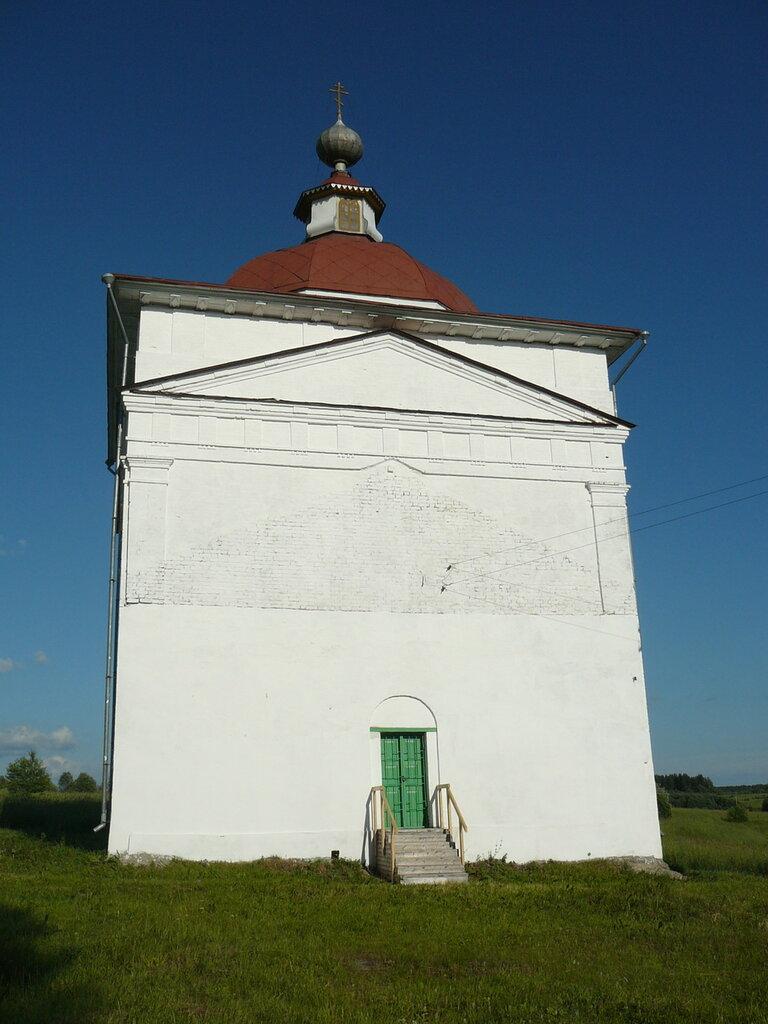 Сохотская церковь