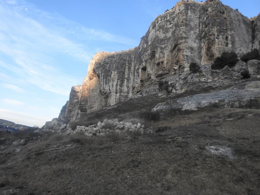 Горы у Бахчисарая