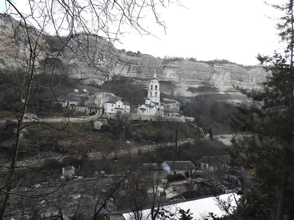 горный монастырь Староселье