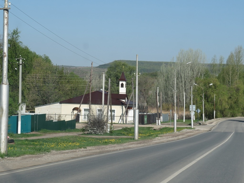 Мечеть Тепловка
