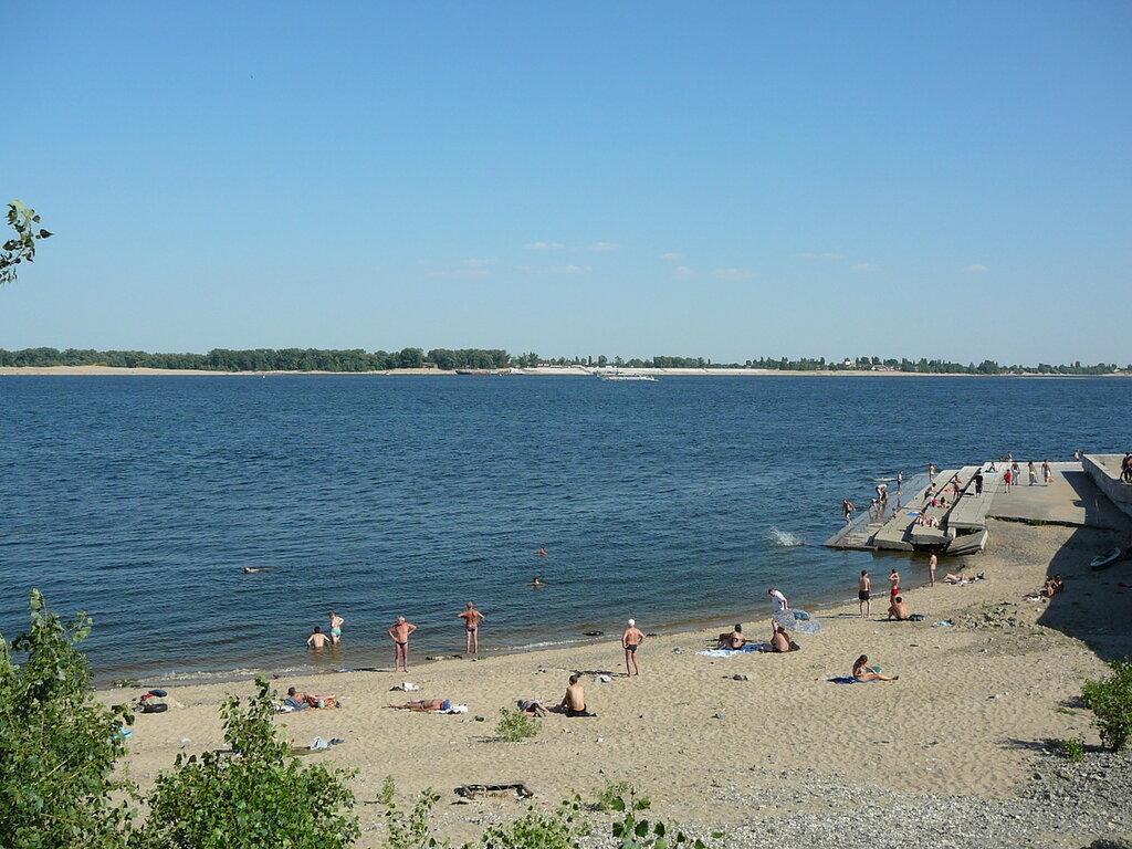 Волгоградский пляж