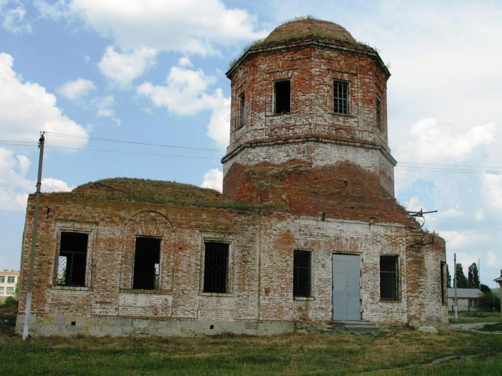 Храм Языковка