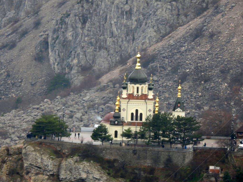 Храм на Фороской горе