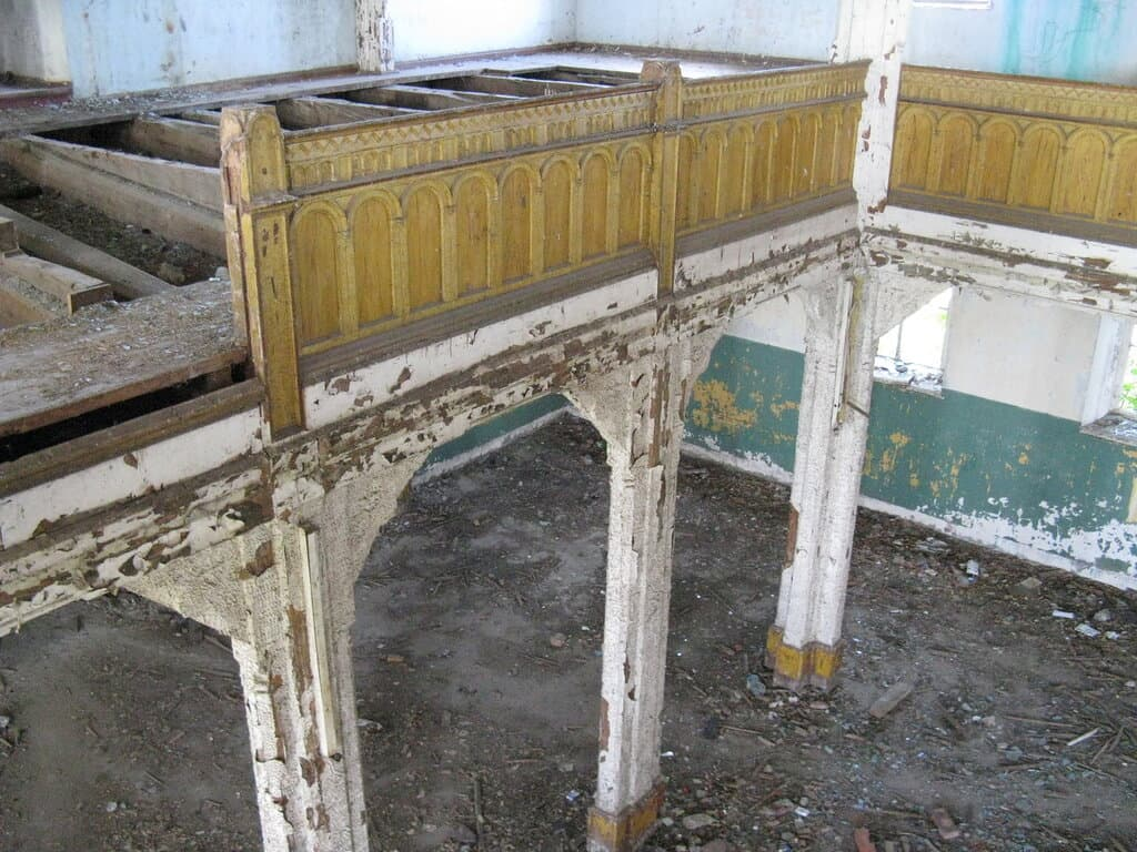 Храм Подстепное