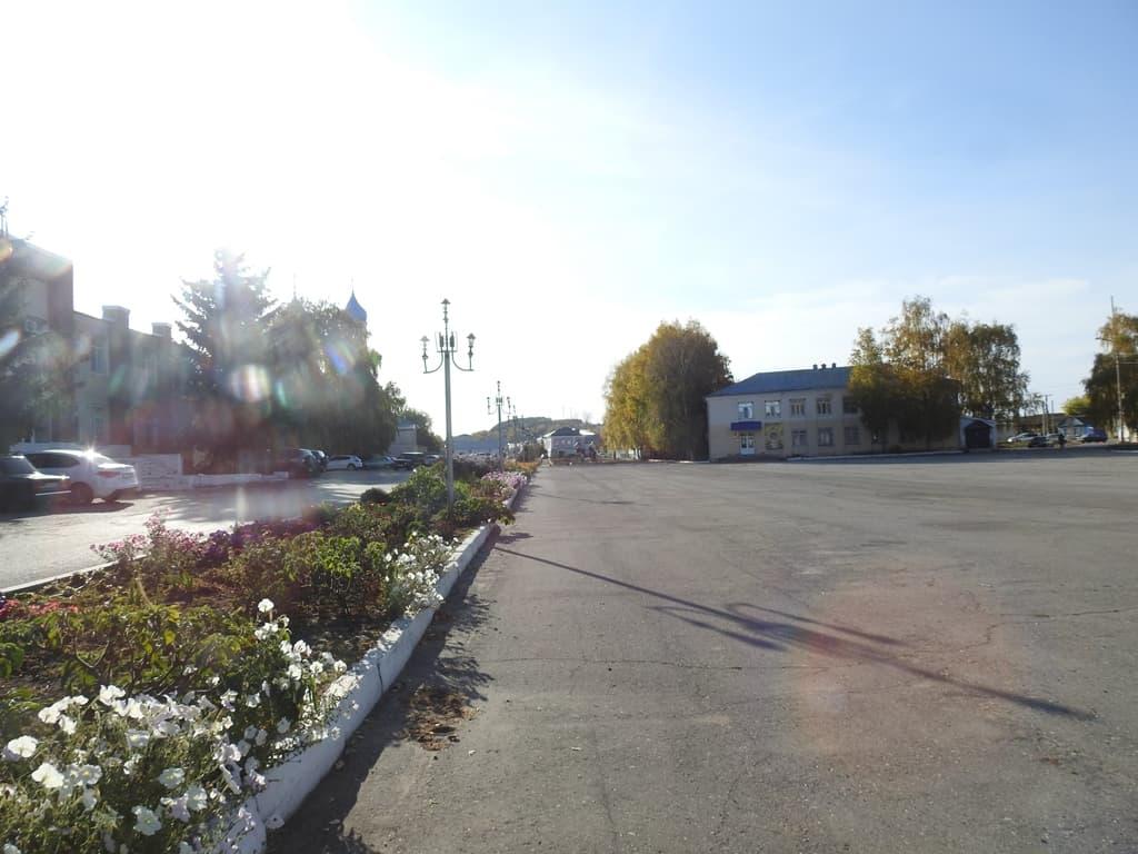 Балтай площадь