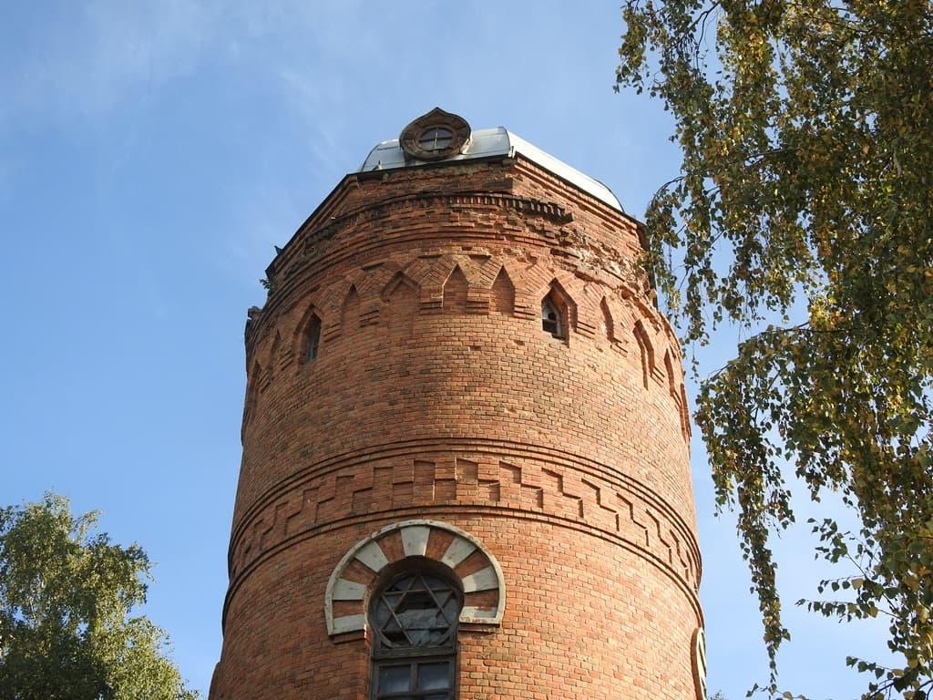 Водонапорная башня Бурасы