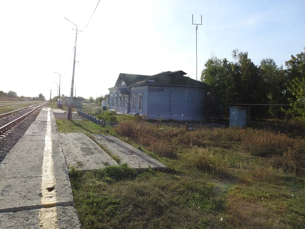 Станция Бурасы