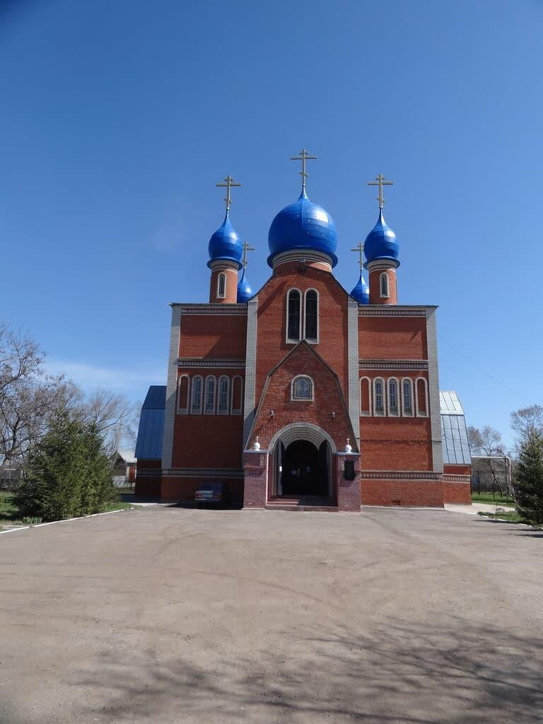 Генеральское храм