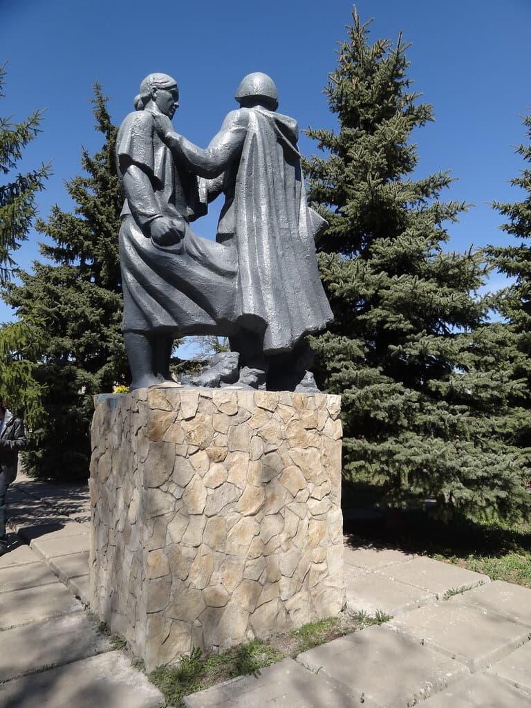 Памятник ВОВ Генеральское