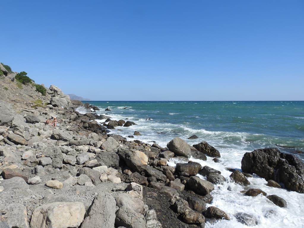 Разбойничий пляж