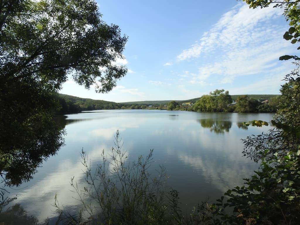 Ивановка река Каналейка
