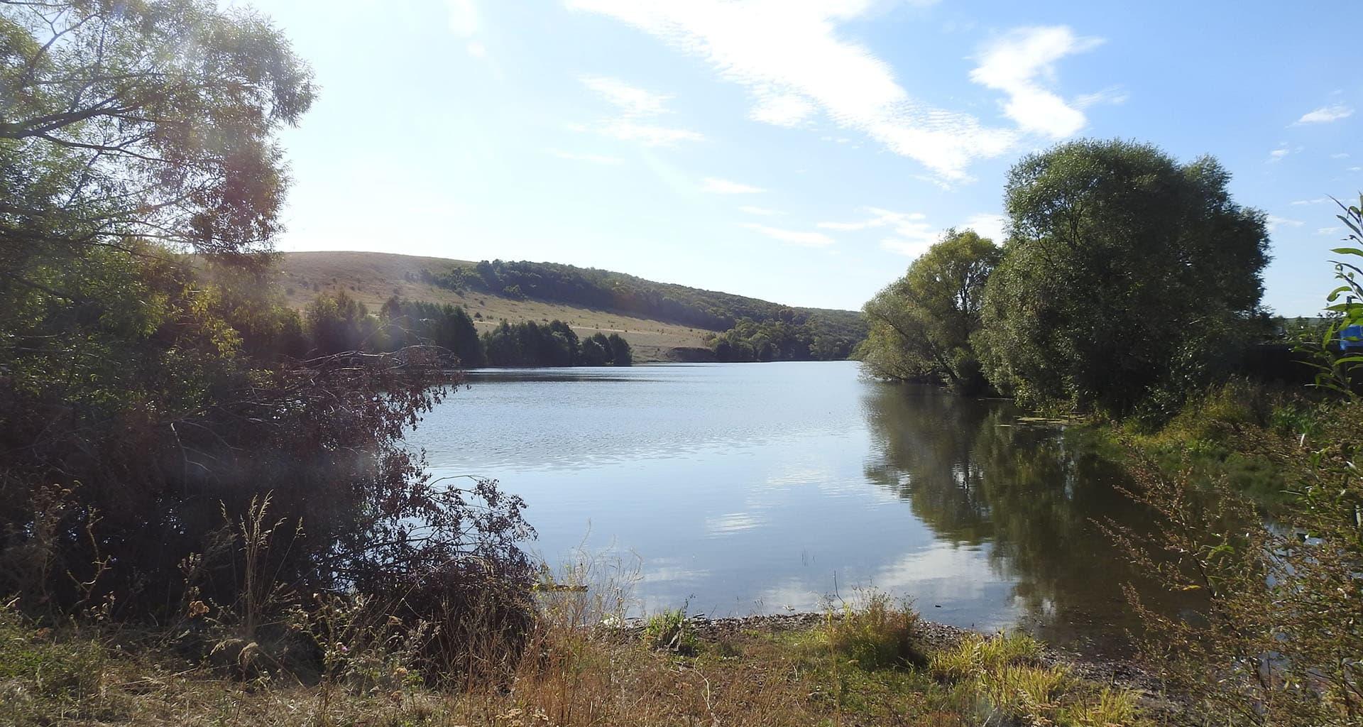 река Каналейка