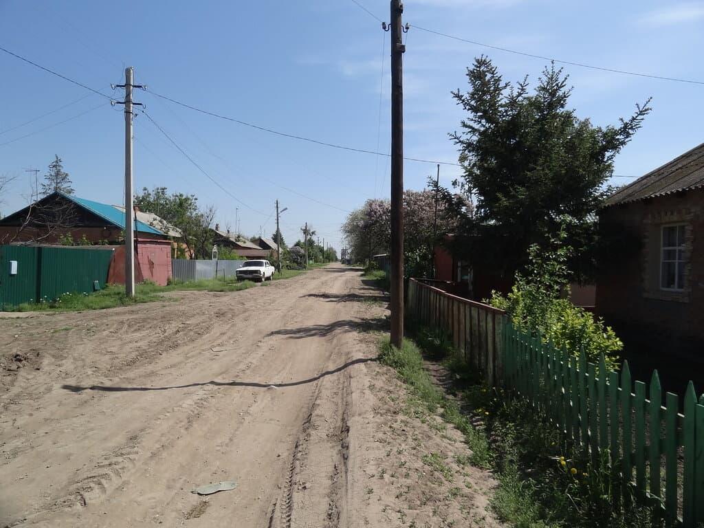 поселок Карла Маркса