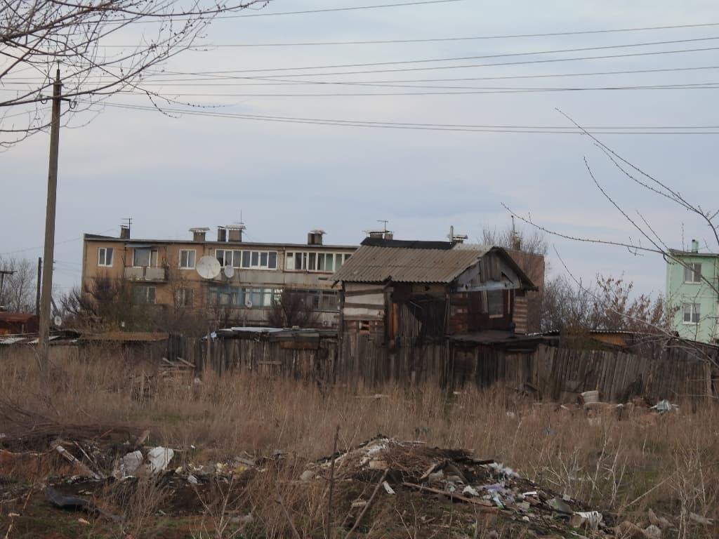 поселок Коминтерн