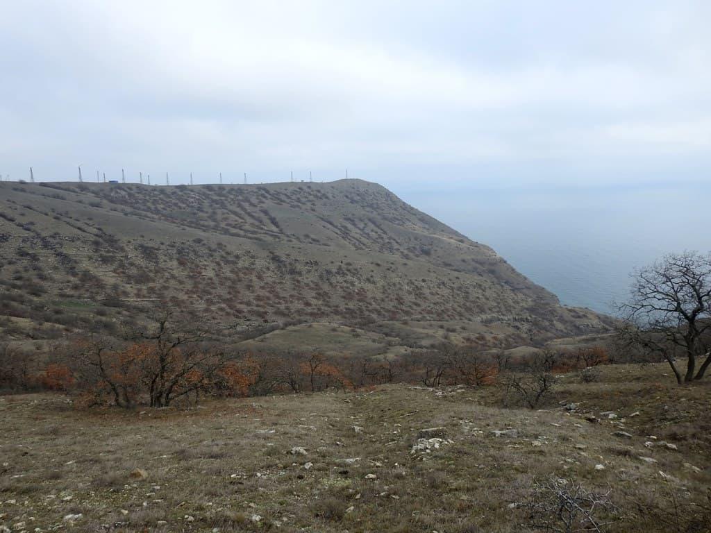 горный Чобан-Басты