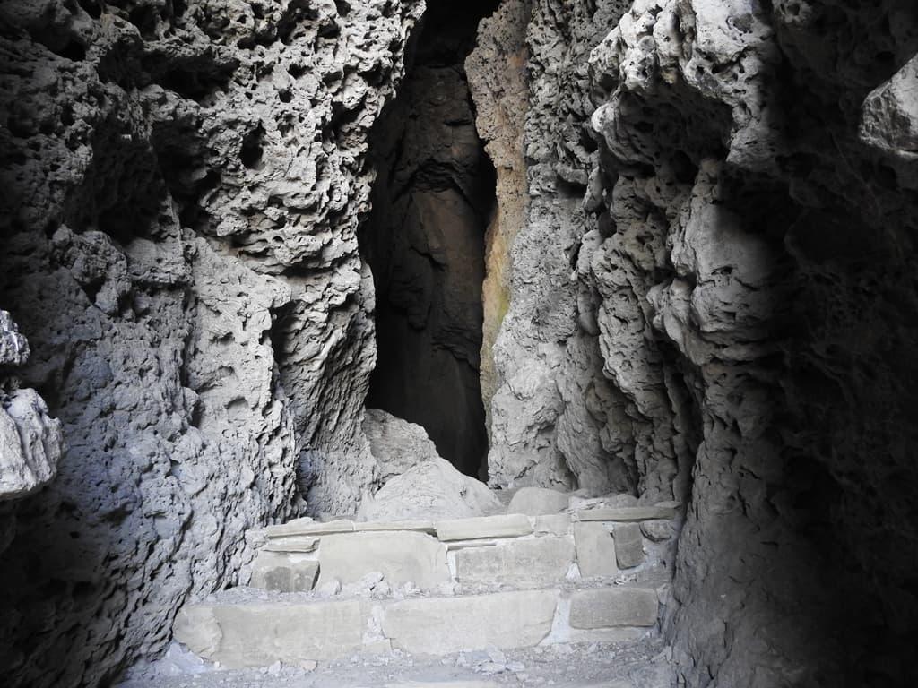 Пещера Мыс Капчик