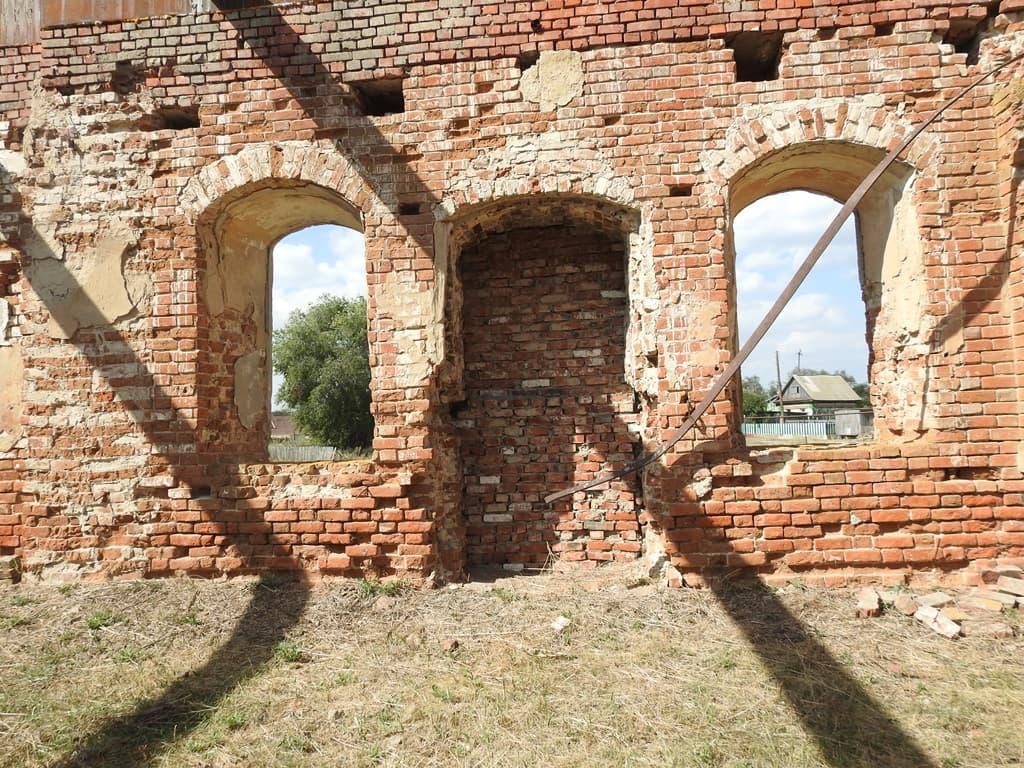 Невежкино старый храм