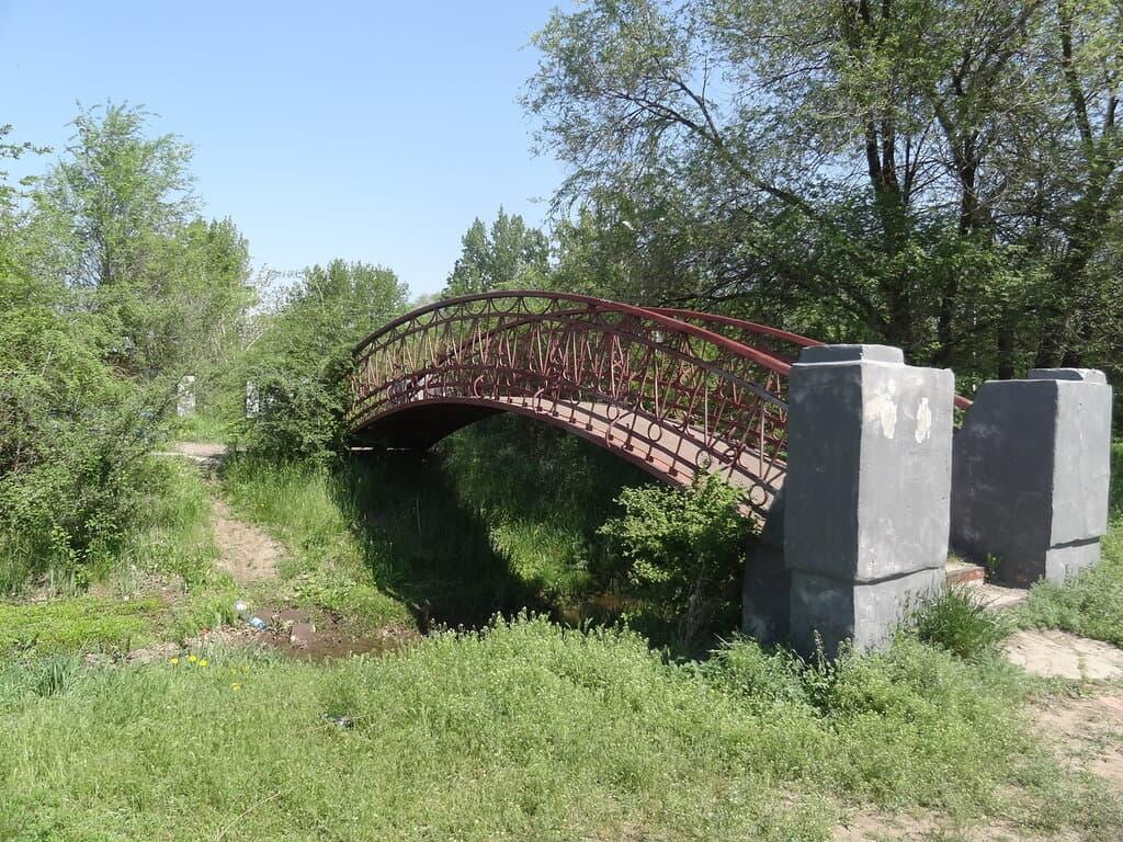 Новопушкинское мост