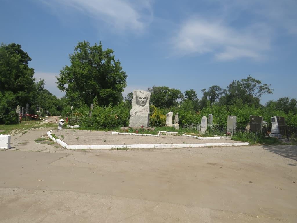 Могила Н. И. Вавилова