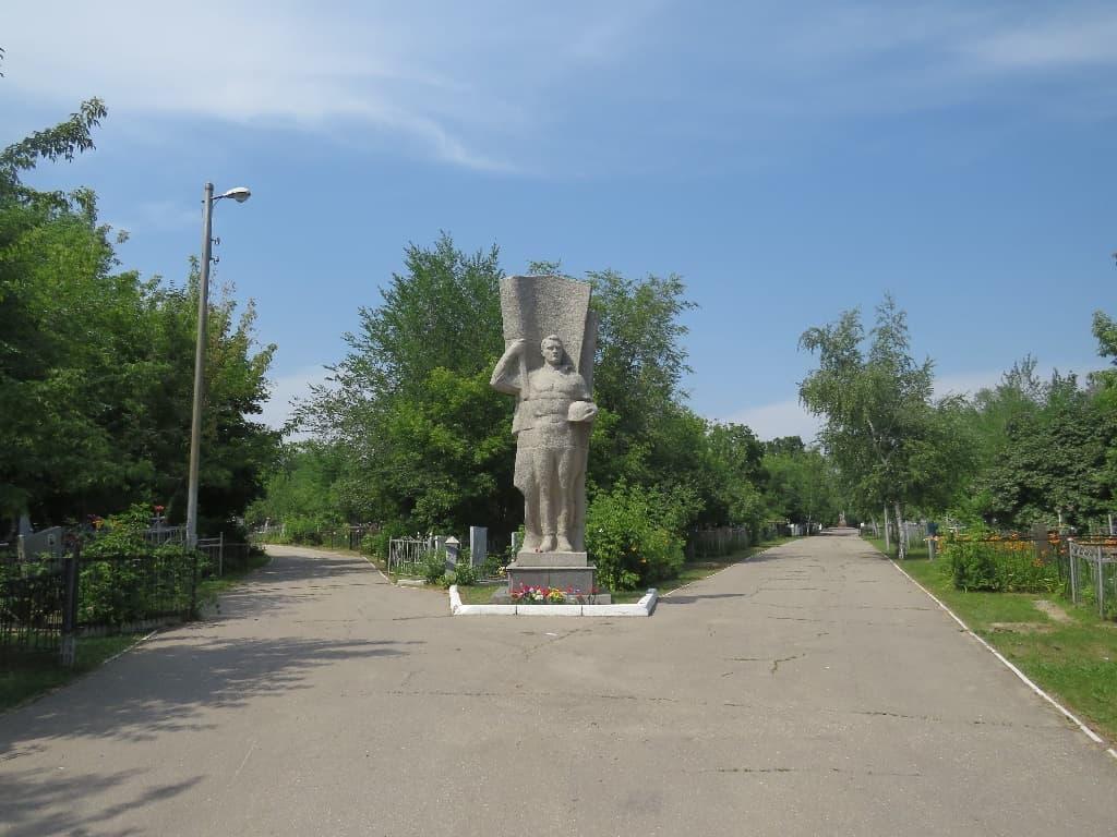 Воскресенское кладбище