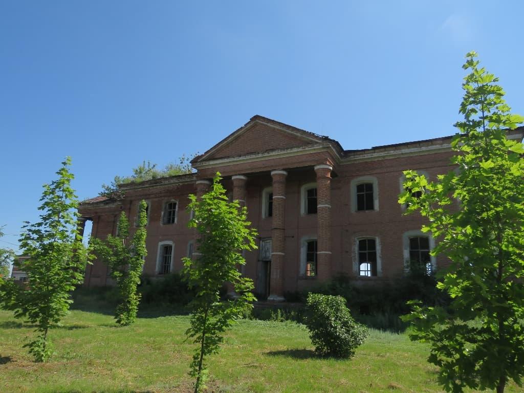 Лютеранская церковь Подстепное