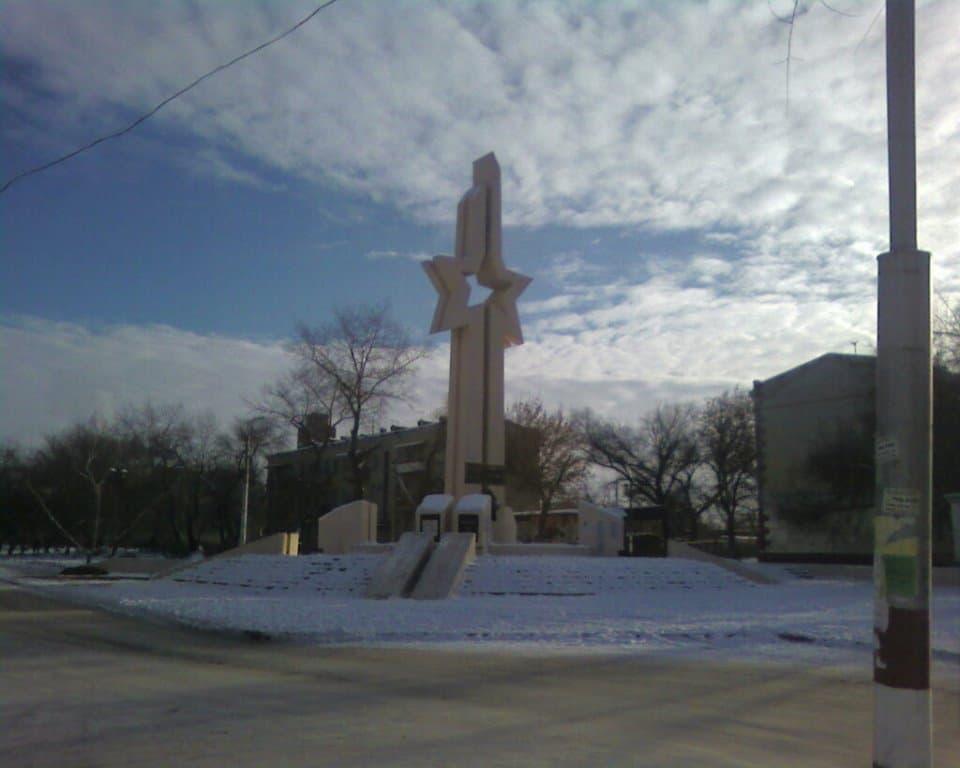 Приволжский памятник