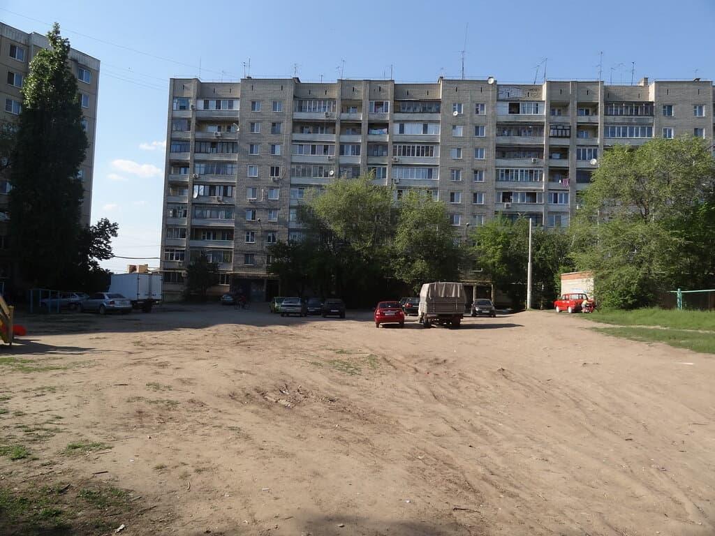 Приволжский
