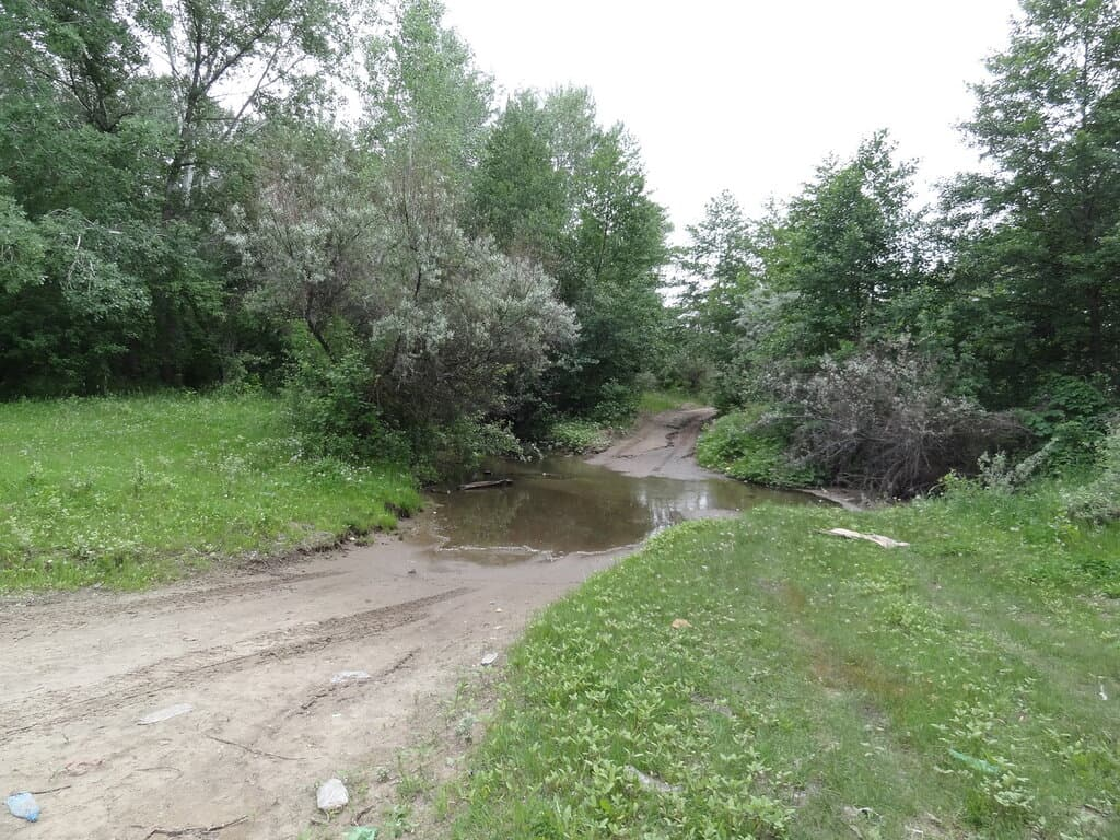 река Берёзовка