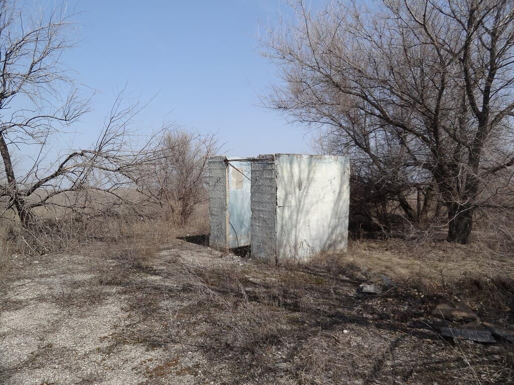 """Руины лагеря """"Ровесник"""""""