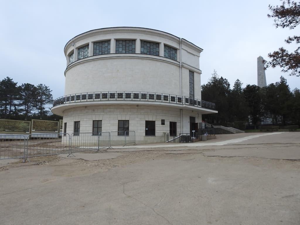 Мемориал Сапун гора