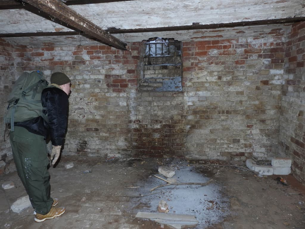 старый подвал