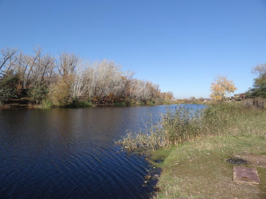 озеро Став