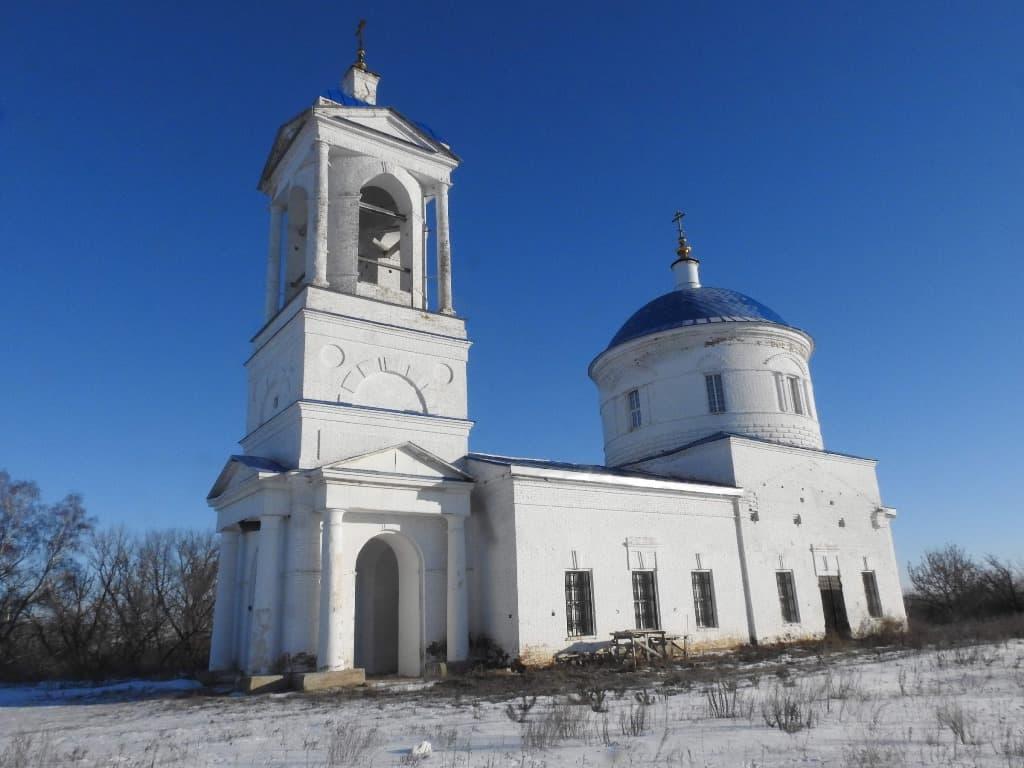 Храм Урицкое