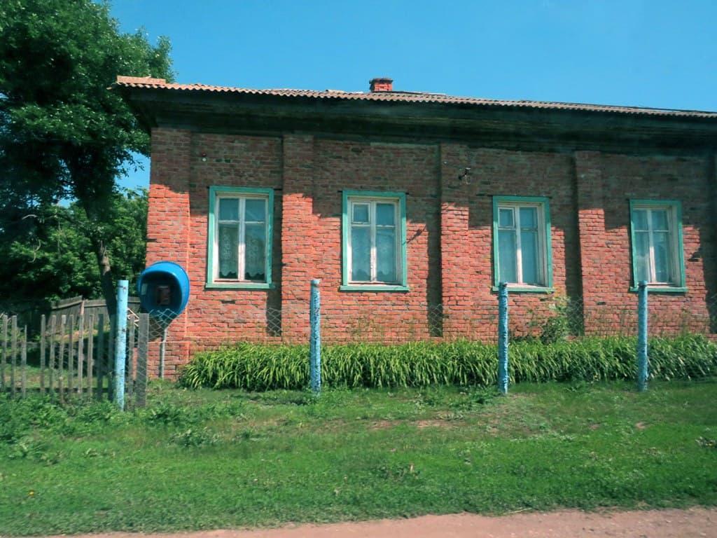 Усть-Караман