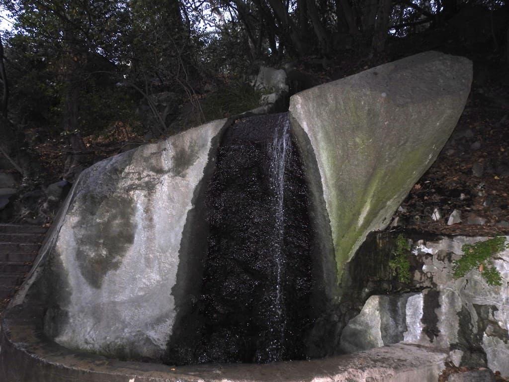 Воронцовский парк водопад