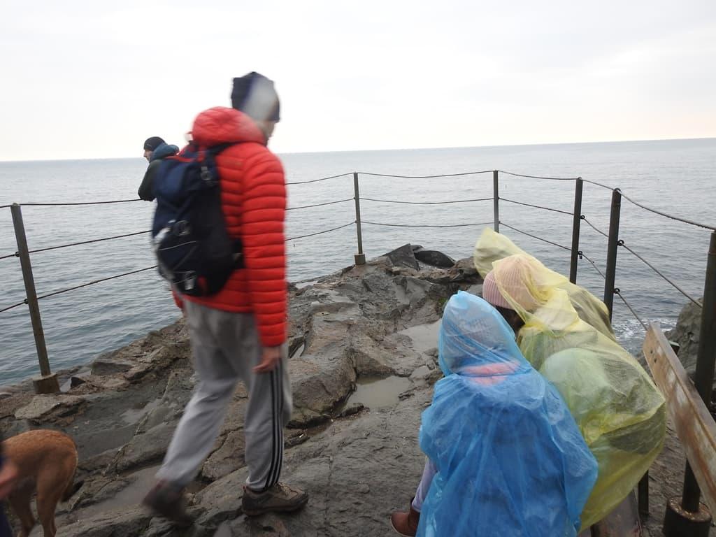 На скале Айвазовского