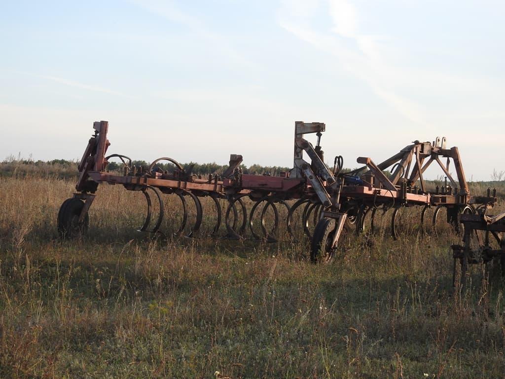 Заброшенная сельхозтехника