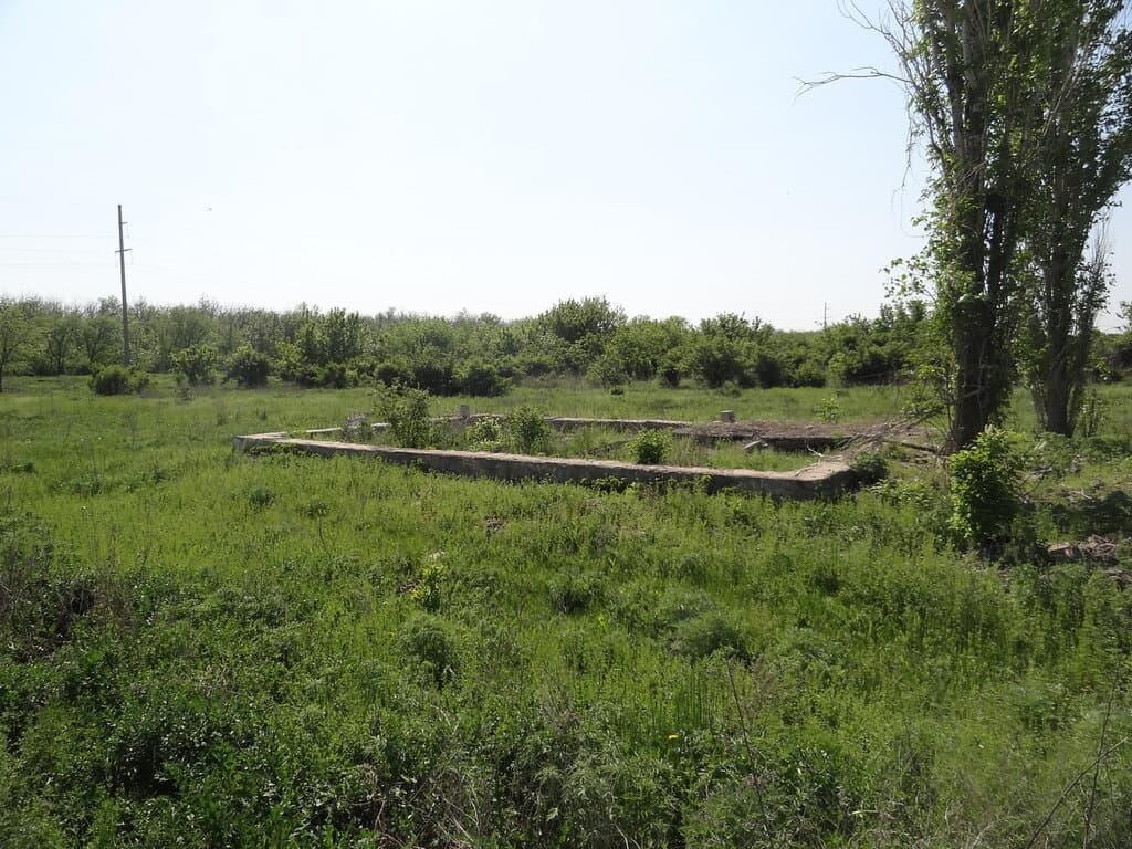 Руины зверсовхоза Анисовского