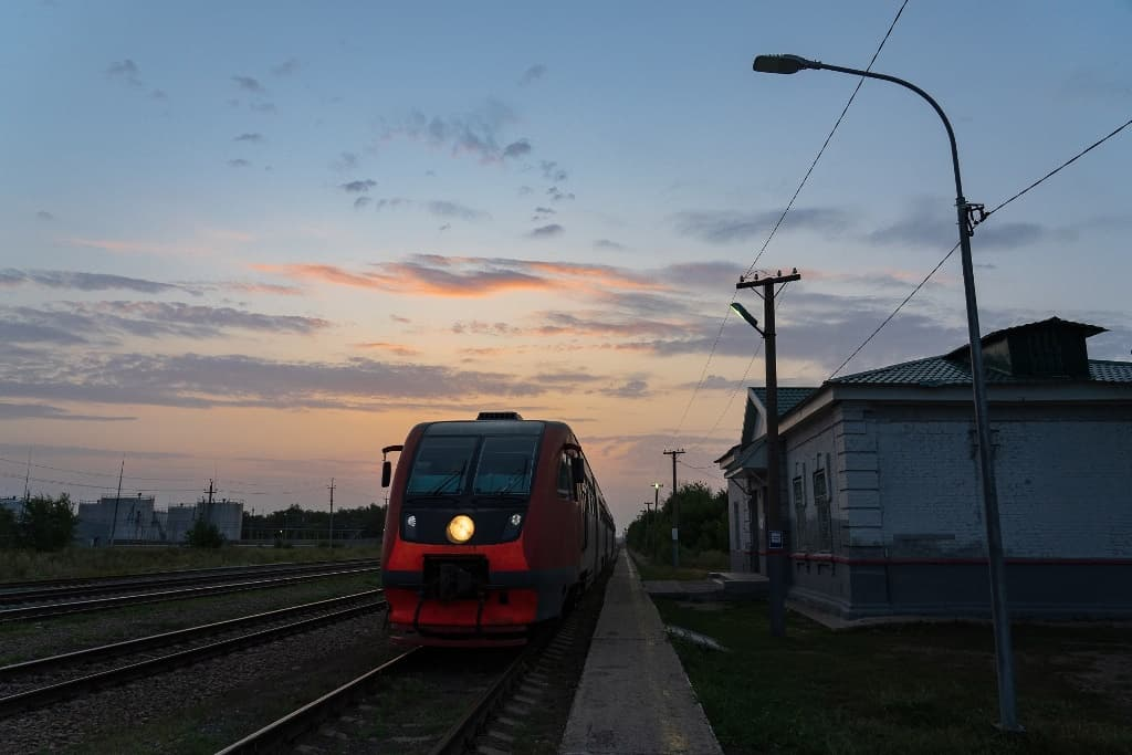 Рельсовый автобус РА-2