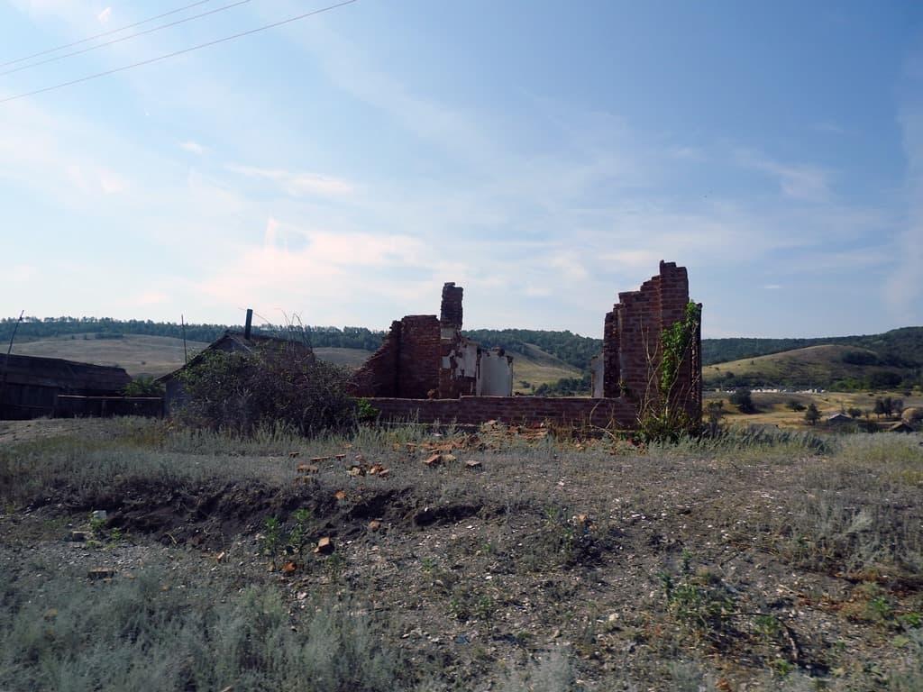 Белогорское руины