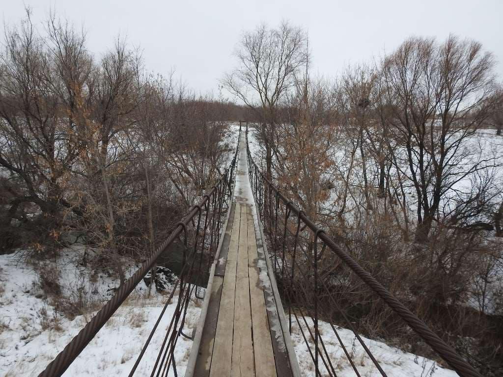 Мост через Большой Караман