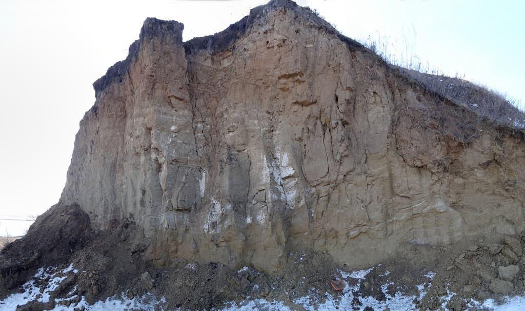 гора Увек