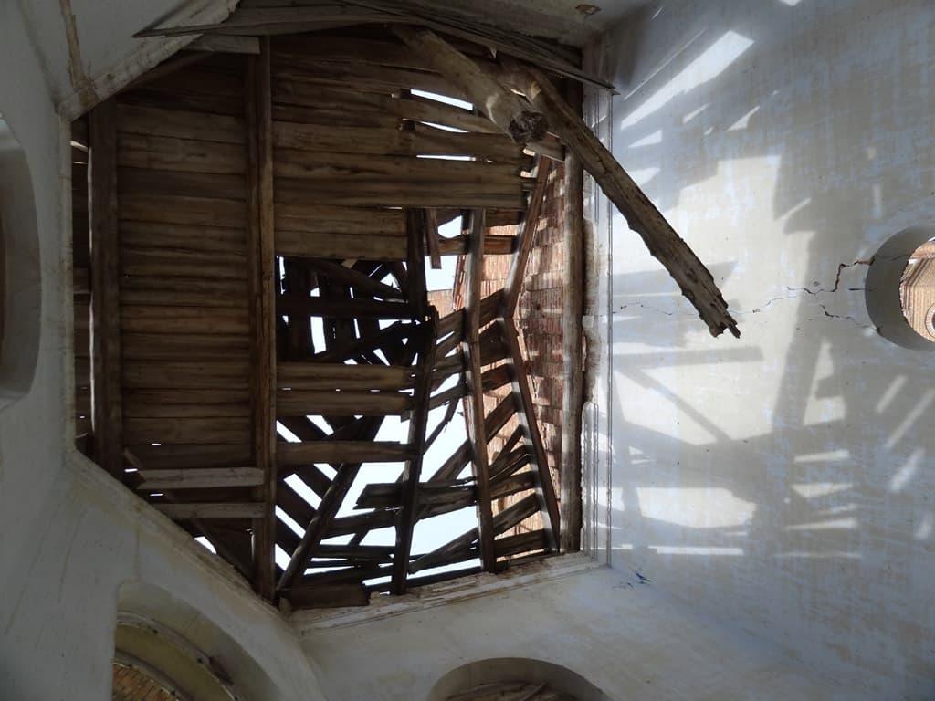 Лютеранская кирха крыша
