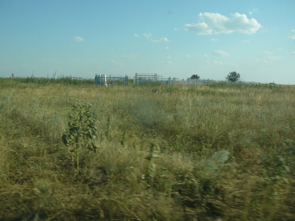 Луговское кладбище