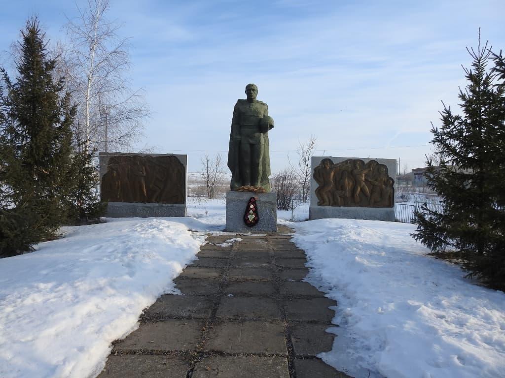 Михайловка памятник ВОВ